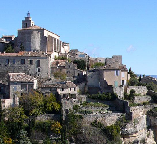 フランスのとある村
